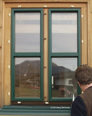 Beliebt Fenster, Haustür, Wintergarten, Alu-Nachrüstung, Holzreparatur NV49