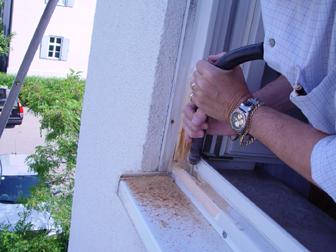 1 schritt for Fenster care